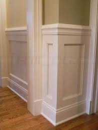 Wainscoting Pre Made Panels - wainscoting around corners and under windows home decor