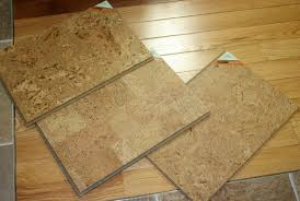 the gorgeous cork flooring inspiring home ideas