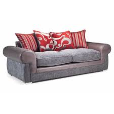 Single Seater Couch For Sale 3 Seater Sofas U2013 Next Day Delivery 3 Seater Sofas From Worldstores