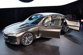 future bmw interior next bmw 7 series previewed in concept autocar