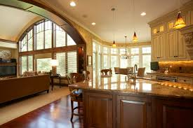 sumptuous kitchen floor plans with collection and plan of open an