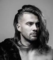 mens latest hairstyles 1920 long on top shaved sidess hairstyles sides hair men mens haircut