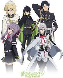 Owari No Seraph Light Novel Additional Owari No Seraph Anime Cast Revealed Otaku Tale