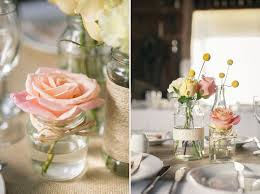 jar floral centerpieces 18 non jar rustic wedding centerpieces you ve got to see
