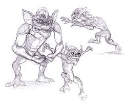 magellin blog gremlin sketches