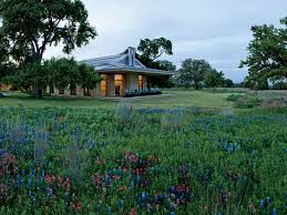 Texas Ranch House Laura And George W Bush U0027s Serene Retreat In Texas Architectural