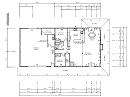 11 morton building home floor plans morton pole home floor plans