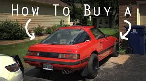 which mazda to buy how to buy a mazda rx7 or any rotary car youtube