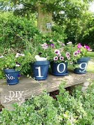 26 budget friendly and fun garden projects made with clay pots