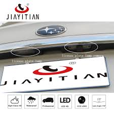 subaru forester emblem jiayitian car camera for subaru forester outback impreza sedan