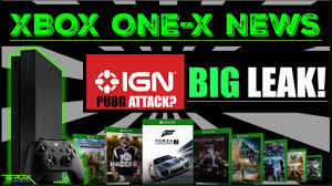 pubg ign rdx new xbox tech revealed ign attacking xbox one x pubg