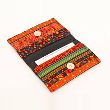 gift card wallet business card small boho wallet floral business card wallet
