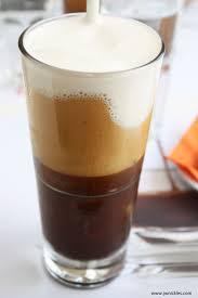 iced espresso macchiato cappuccino freddo my favorite coffee drink athens greece bite
