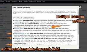 drupal different templates for different pages quick tutorial on overriding drupal views using templates interworks