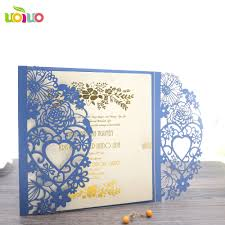 Invitation Cards Models Compare Prices On Handmade Wedding Cards Models Online Shopping
