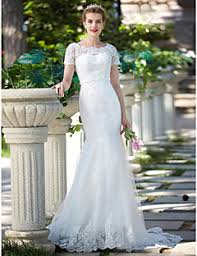 trumpet wedding dresses cheap trumpet mermaid wedding dresses trumpet mermaid