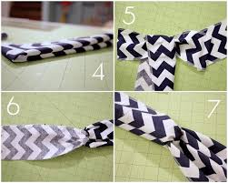 fabric headband diy fabric twist headband vanilla