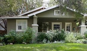 Exterior House Paint Schemes - green exterior house paint