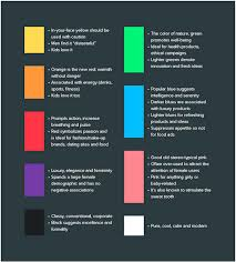 good mood colors effect of color on mood conceptcreative info