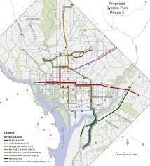 washington dc trolley map washington promotes new streetcar project the transport