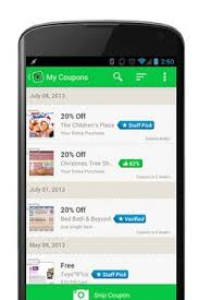 snip snap for android ebates back coupons screenshot promotion