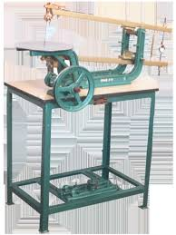 Woodworking Machinery Manufacturers India by Wood Carving Fretsaw Machine In Dudheshwar Ahmedabad Exporter