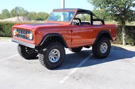 baja bronco 1996 1974 ford bronco stock 74bronc for sale near sarasota fl fl