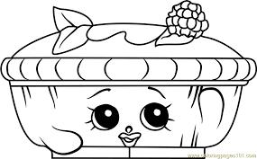 queen tarts shopkins coloring free shopkins coloring