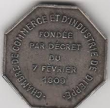 chambre de commerce 13 bordeaux jeton d argent chambre de commerce de bordeaux 1834 signé