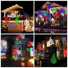 Outdoor Snow Light Projector by Amazon Com Party Projection Lights Led Projector Light Kohree