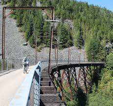 Portland Bike Maps by 10 Longest Rail Trails For Bicycling U2014 John Wayne Pioneer Trail In