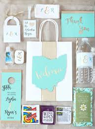 hotel welcome bags diy wedding guest gift bags essentials wedding bag and gift