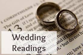 catholic wedding readings st aquinas catholic church wedding readings