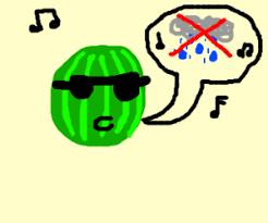 Blind Lemon No Rain Melon Singing No Rain