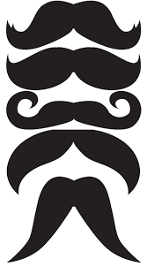 Mustache Home Decor Mustache Party Digital Clip Art For Photobooth Props Printables