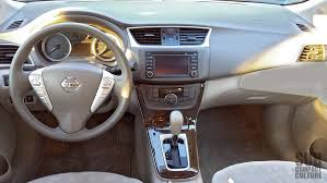 Nissan Sentra Interior Review 2013 Nissan Sentra Sl Subcompact Culture The Small Car