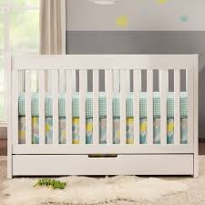 Mercer 3 In 1 Convertible Crib Babyletto Mercer 3 In 1 Convertible Crib Reviews Wayfair Ca