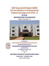 vr engg college nba curriculum educational assessment