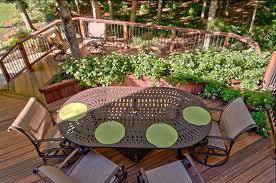 wood decks dayton u0026 cincinnati deck porch and outdoor spaces