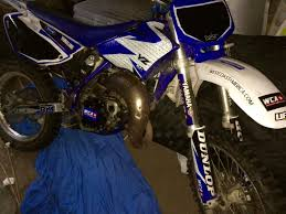 85cc motocross bikes 2007 yamaha yz 85cc motocross bike in bedminster bristol gumtree