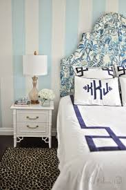 navy key bedding in a palm beach chic nursery jill sorensen