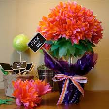 Candy Topiary Centerpieces - candy bar pricing