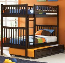 Bunk Bed With Trundle Eco Friendly Bunk Beds Sustainable Furniture Design Ideas