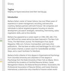 Career Coach Resume Career Management Archives Career Solvers