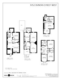 Pizzeria Floor Plan by 1052 Dundas St West