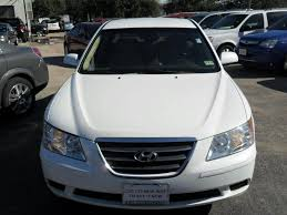 2009 hyundai sonata gls 4dr sedan 5a in houston tx talisman