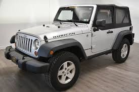 2008 jeep wrangler rubicon 2008 jeep wrangler rubicon 4x4 2dr suv w side airbag package in