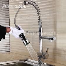 accessoire robinet cuisine en laiton cuisine robinet pulvérisateur robinets d eau