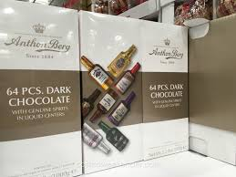 where to buy liquor filled chocolates anthon berg chocolate liqueurs 64 pc costco weekender