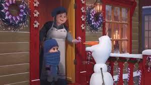 olaf u0027s frozen adventure watch trailer disney u0027s